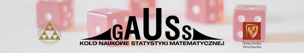 Koło Naukowe Statystyki Matematycznej Gauss